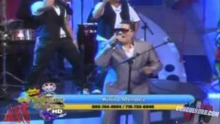 Kinito Mendez Presentacion En Vivo (Feb 2012) Extremo A Extremo