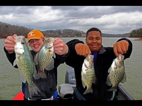 Chattanooga Christian School Fishing Class