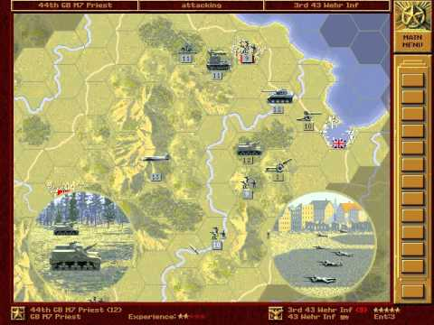 Panzer General - Anzio January 22nd 1944 -Stand Alone Special-