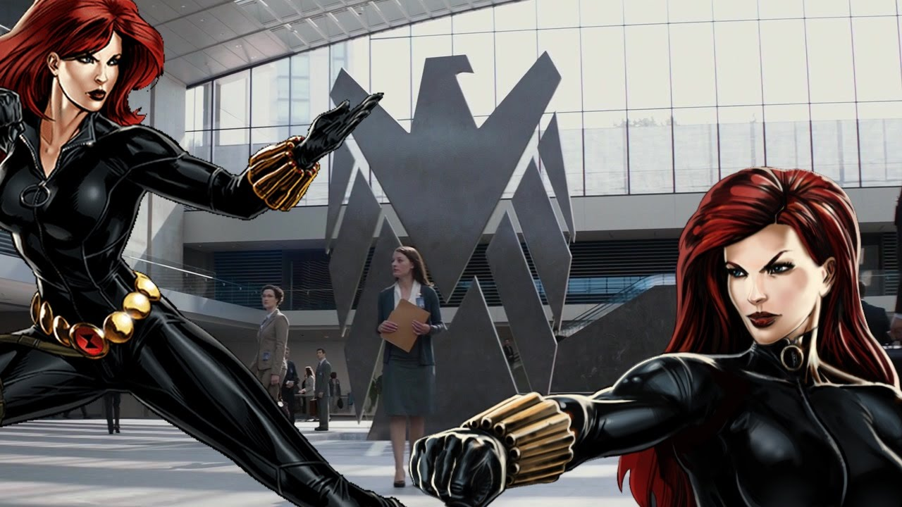 Black Widow S Moves Set Marvel Avengers Alliance Natasha Romanoff