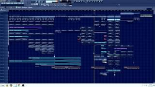 Porter Robinson - Goodbye To A World Full FL Studio Remake (Free FLP)