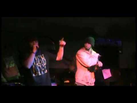 Wynnafresh - Infiniti - Live Freestyle at Moby Dick's Bar. Newport Oregon. 2012