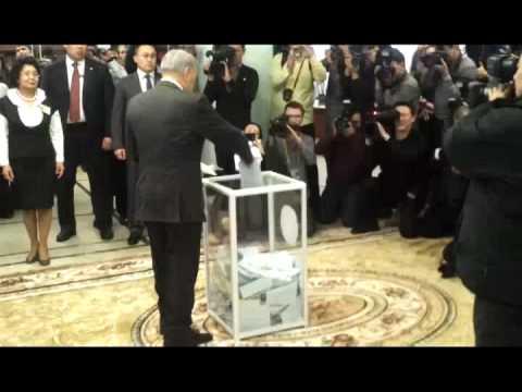 Nursultan Nazarbayev: A Star Is Born