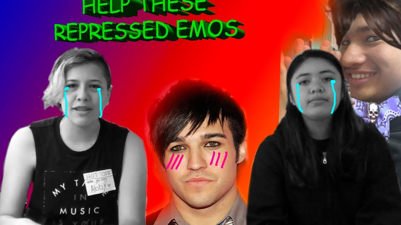 The Repressed Emo Foundation Pt 1 Youtube