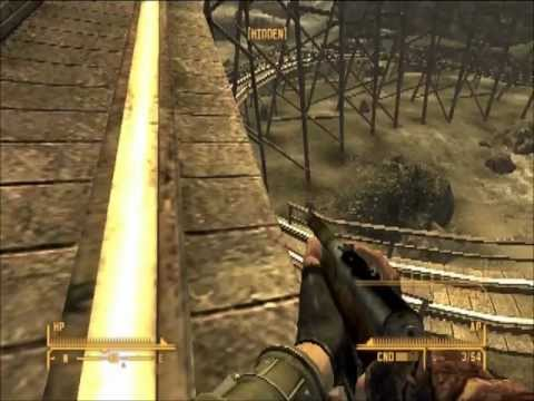 playing Fallout: New Vegas with Knox (part 4)