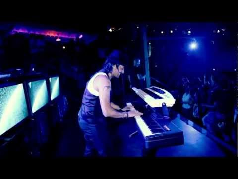 Eiffel65 - Blue Da Ba Dee (official video) - Live in Turin, Italy - 2011