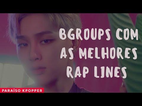 MELHORES RAP LINES DO KPOP (BOY GROUP VER)
