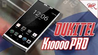 OUKITEL K10000 Pro ◊ Unboxing en Español ◊ Marcos Reviews