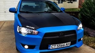 MItsubishi Lancer ES 2011 Videos