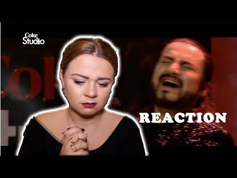 Ahmed Jehanzeb & Shafqat Amanat, Allahu Akbar, Coke Studio Season 10 REACTION|