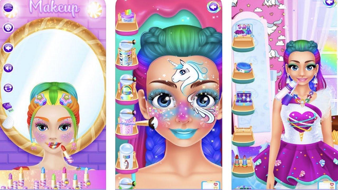 Candy Girl Makeup Games Saubhaya Makeup