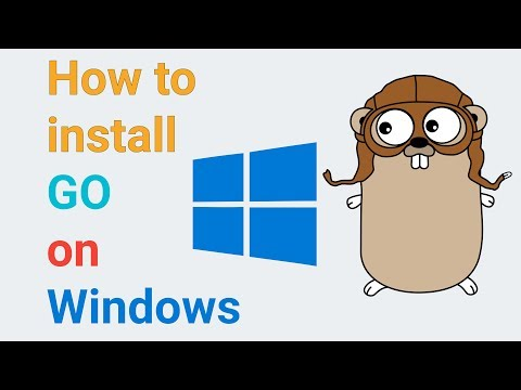 How To Install GO On Windows 10
