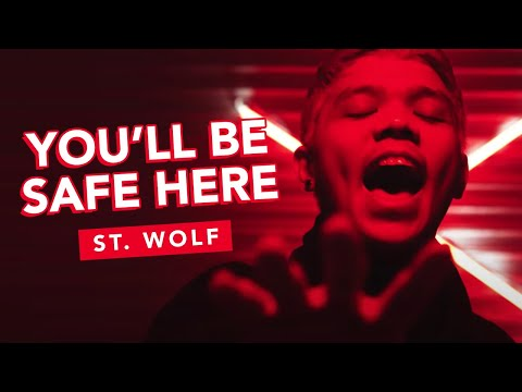 ST. WOLF - You'll Be Safe Here (Official Music Video)
