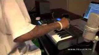 Soulja Boy Shows How He Made Some Of His Hits Off Fruity Loops & Makin A Beat