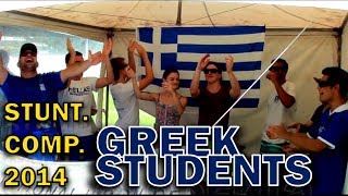 StuntComp2014: National Union of Greek Australian Students