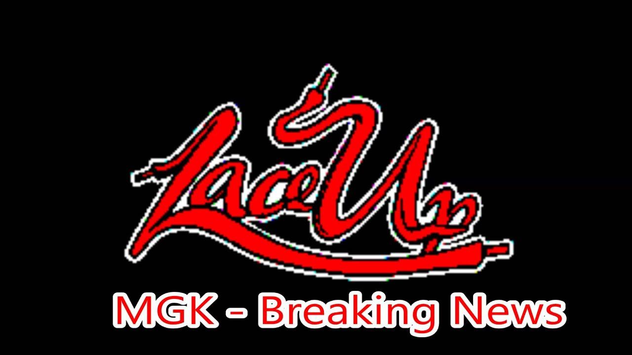 MGK - Breaking News (Slowed) - YouTube