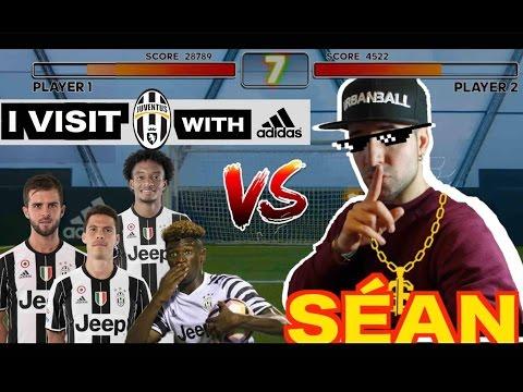 Sean Garnier vs Juventus Part 2