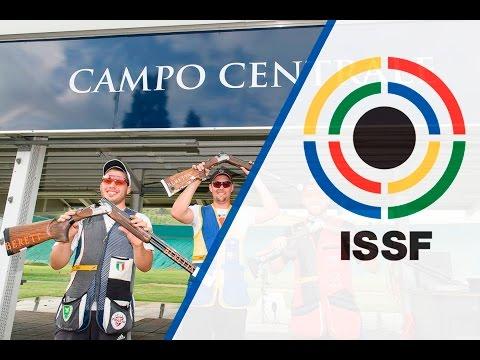 Skeet Men Final - 2016 ISSF Shotgun World Cup in San Marino (SMR)