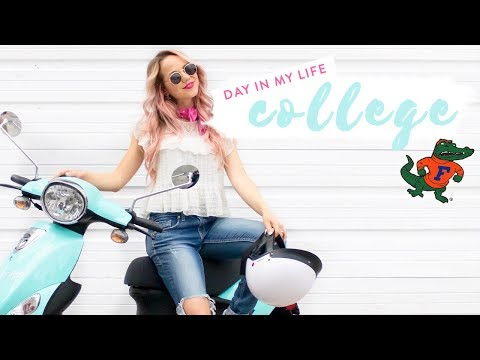 A DAY IN MY LIFE AT COLLEGE | University of Florida ✨