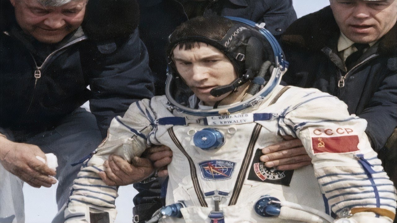 What Happened to the Astronauts Who Were Lost in Space for 311 Days?