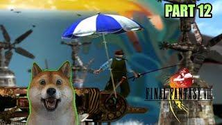 Final Fantasy VIII Remastered Part 12 - Fisherman's Horizon