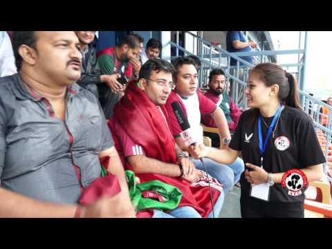 Hero I-League Aizawl FC Vs Mohun Bagan AC