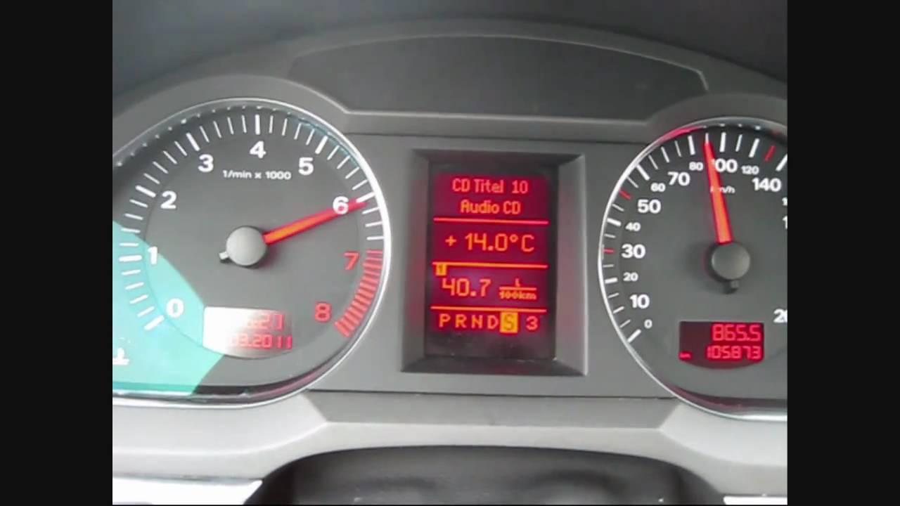 Audi A6 24 Multitronic Youtube