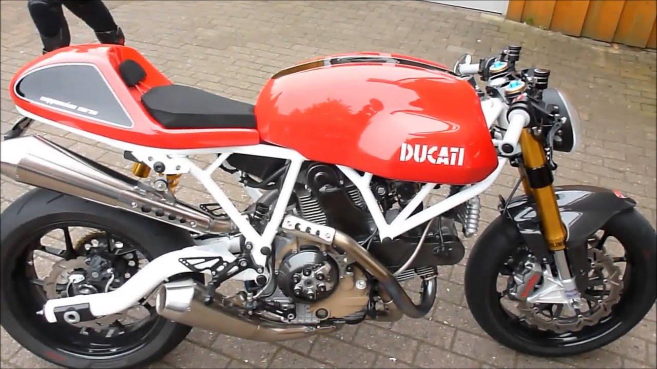 Ducati Sport Classic  Zard Exhaust