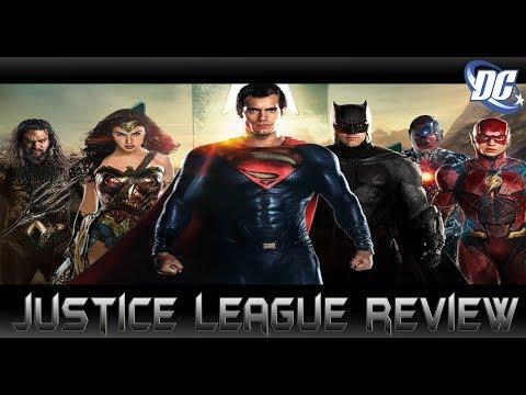 รีวิว Justice League จากแฟนคอมมิคแบบไร้สปอยด์ - Comic World Daily