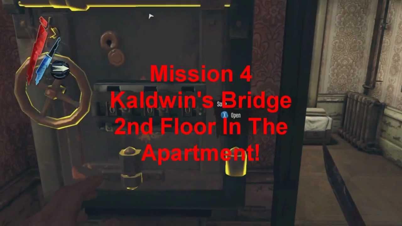 dishonored kaldwin s bridge