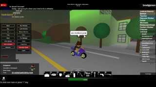 ROBLOX: how to do a wheelie with your motorcycle (robloxity)