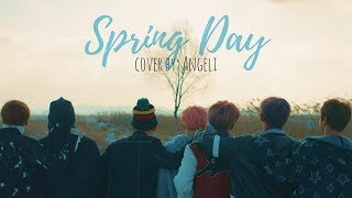 Video Spring Day - BTS | harmonized cover by Angeli (with English lyrics) download MP3, 3GP, MP4, WEBM, AVI, FLV Juli 2018