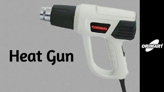 Crown Heat Gun
