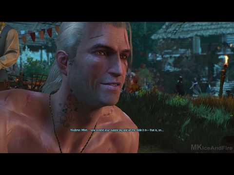 The Witcher 3 Hearts Of Stone Gameplay Walkthrough Part 7 [1080p HD 60FPS] Shani Romance