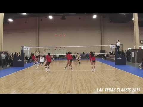 Cate Lee | #8 | Setter | Las Vegas Classic 2019 Highlights | Encore  Volleyball