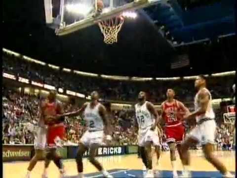 J'avais presque oublié Michael Jordan