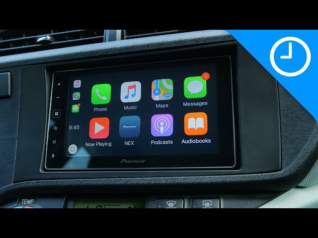 Mazda CarPlay option now available for retrofit to older cars - 9to5Mac