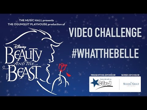 The Music Hall's Beauty and the Beast Video Challenge - #WhatTheBelle