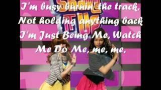 Shake It Up-Watch Me Lyrics