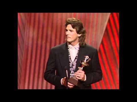 Billy Dean Wins Top New Male Vocalist - ACM Awards 1992