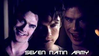 Repeat youtube video Damon Salvatore // Seven nation army