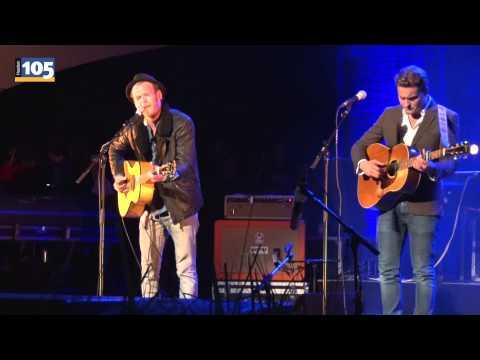Michael Prins & Douwe Bob - 'These Waters' live @ Gitaarlem gaat vreemd | Haarlem105