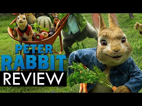 PETER RABBIT Movie Review by Movieguide®