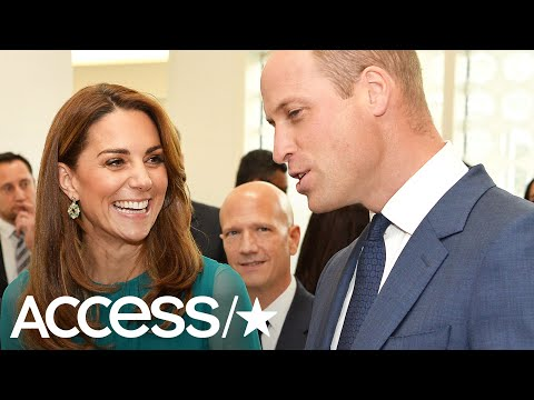 Kate Middleton Excited For Spicy Food In Pakistan As Prince William Admits 'I Like Spice Not Heat'