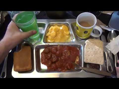 Ameriqual Menu 08 Meatballs in Marinara Sauce (2015)