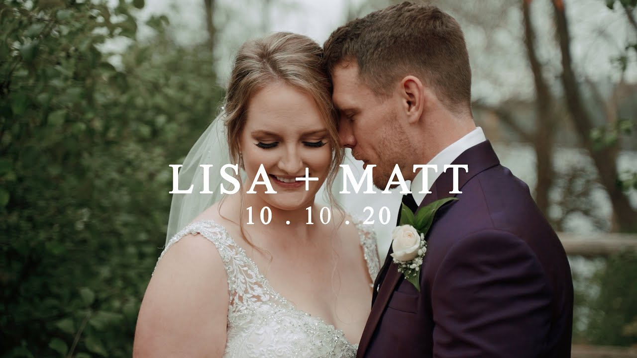 Lisa and Matt - A Wedding Highlight Video