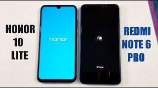 Honor 10 Lite vs Redmi Note 6 Pro Speed Test | Ram Management | TechTag