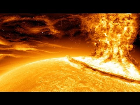 Sun Storms That Can Kill All Electronic Communications on Earth  (Full Documentary)