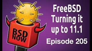 FreeBSD Turning it up to 11.1   BSD Now 205