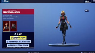 THE AVENGERS ARRIVE AT THE FORTNITE STORE -NEW SKINMD OF THE BLACK WIDOW AND NEW ALADELTA GRATUIT